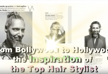 Top Hair Stylist in Hollywood and Bollywood