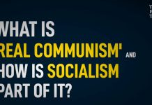 What is socialism and is it part of communism?