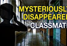 Mysteriously Disappeared Classmate